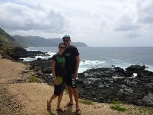 Cape Kaena, Waianae, West Coast, Oahu, Hawaii