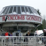 The Blackcomb Gondola, Whistler